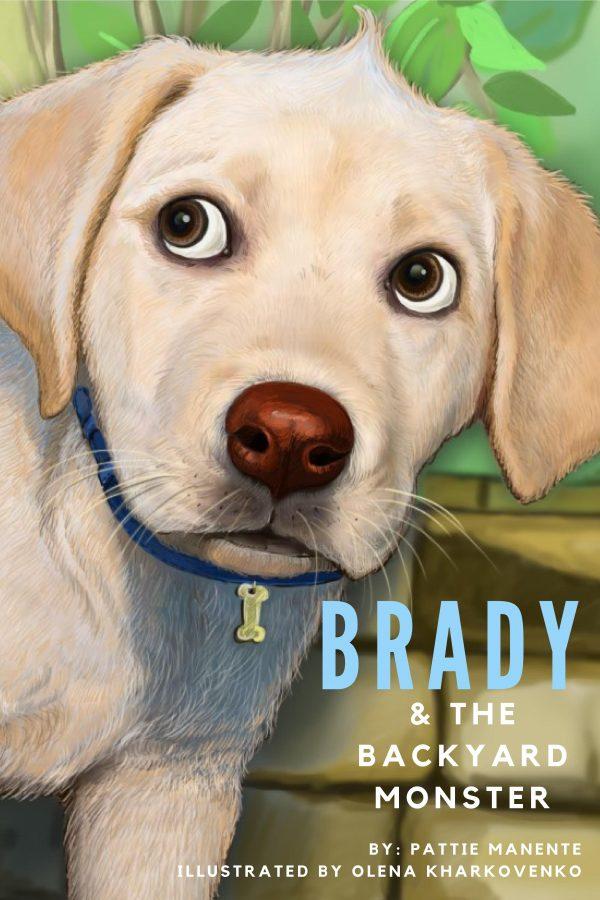 Brady & the Backyard Monster Temp Cover