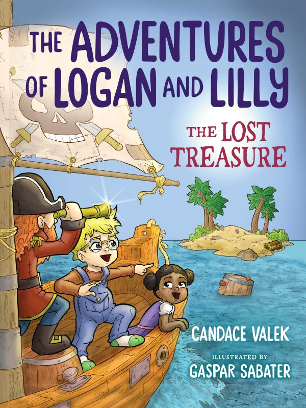 The Adventures of Logan and Lilly and the Lost Treasure