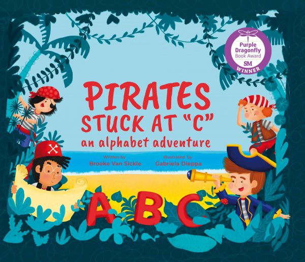 Pirates Stuck at C an Alphabet Adventure