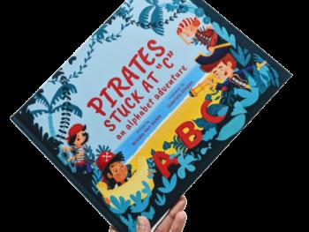Pirates Stuck at C an Alphabet Adventure