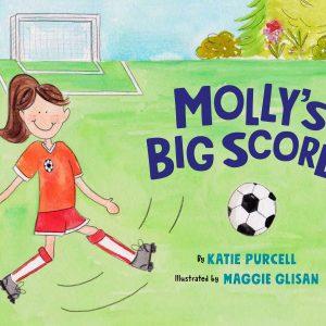 Molly's Big Score | Cerebral Palsy Picture Book