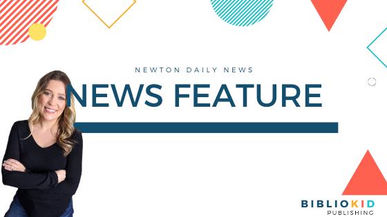 Brooke Van Sickle Newton Daily News Feature