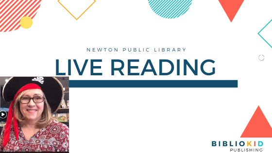 Newton Public Library Live Reading