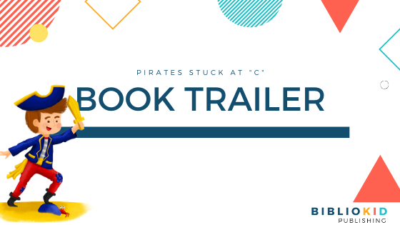 "Pirates Stuck at ""C"" Book Trailer"