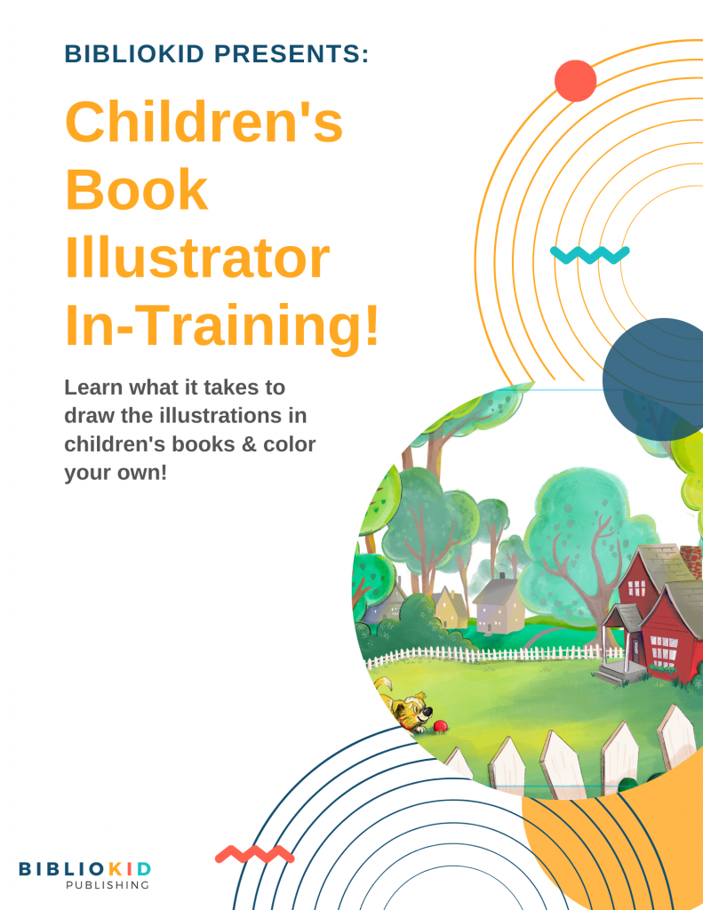 Children's Illustrator Activity Kit