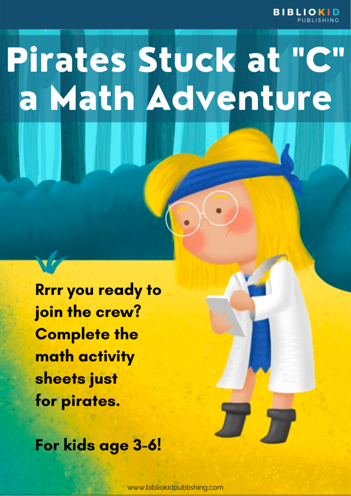Pirates Math Activity Kit