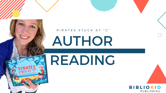 Pirates Stuck at C Author Reading with Brooke Van Sickle