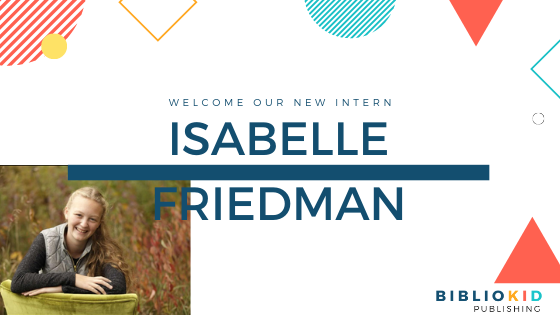 Meet our Intern Isabelle Friedman