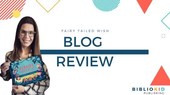 Fairy Tailed Wish Book Review Pirates Stuck at C