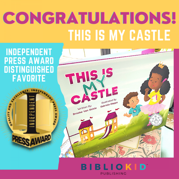 Independent Press Award - This is My Castle