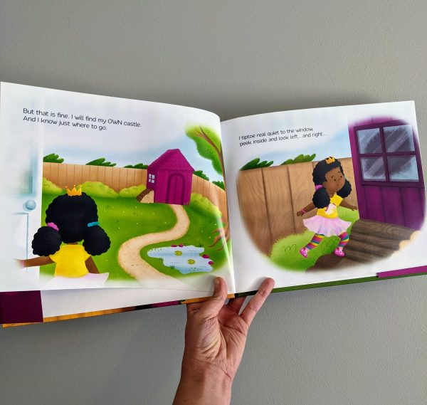 This is My Castle | Children's Friendship Picture Book