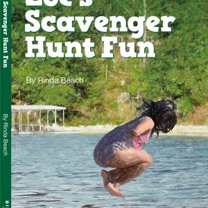 Zoes Scavenger Hunt Fun by Rinda Beach | Bibliokid publishing