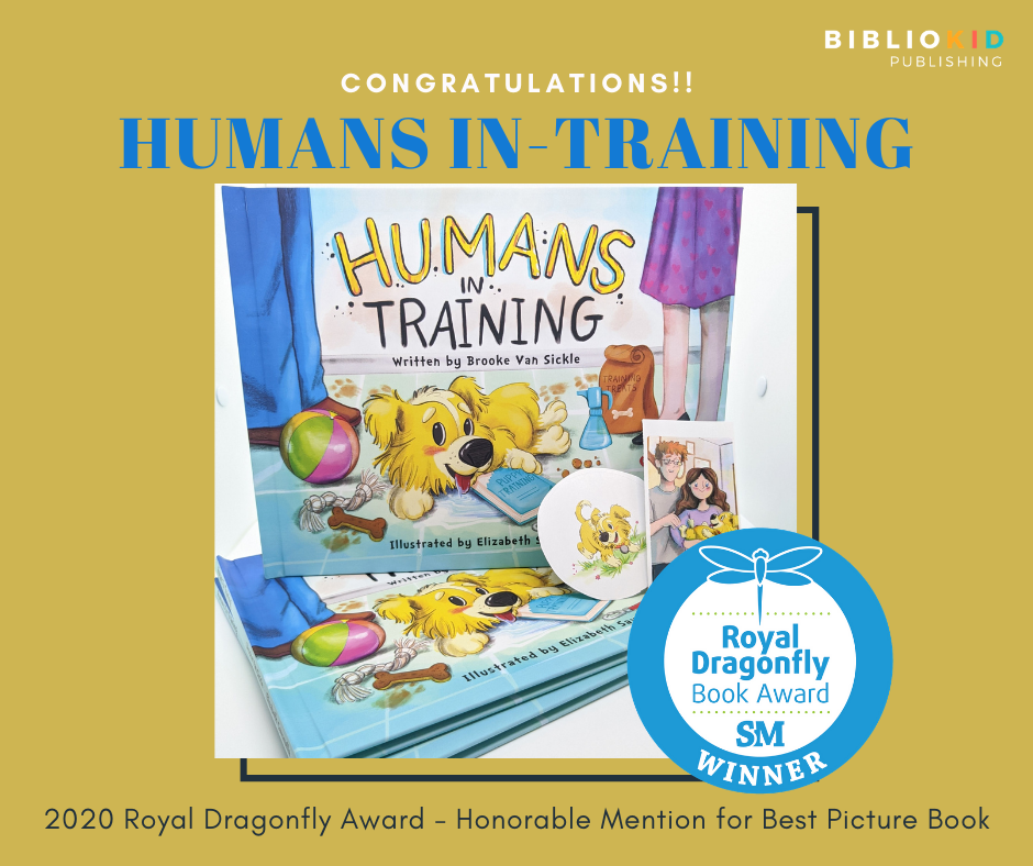 Roayl Dragonfly award | Humans In-Training