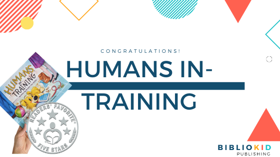Reader;s Favorite Review | Humans In-Training